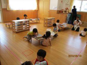 異年齢児保育